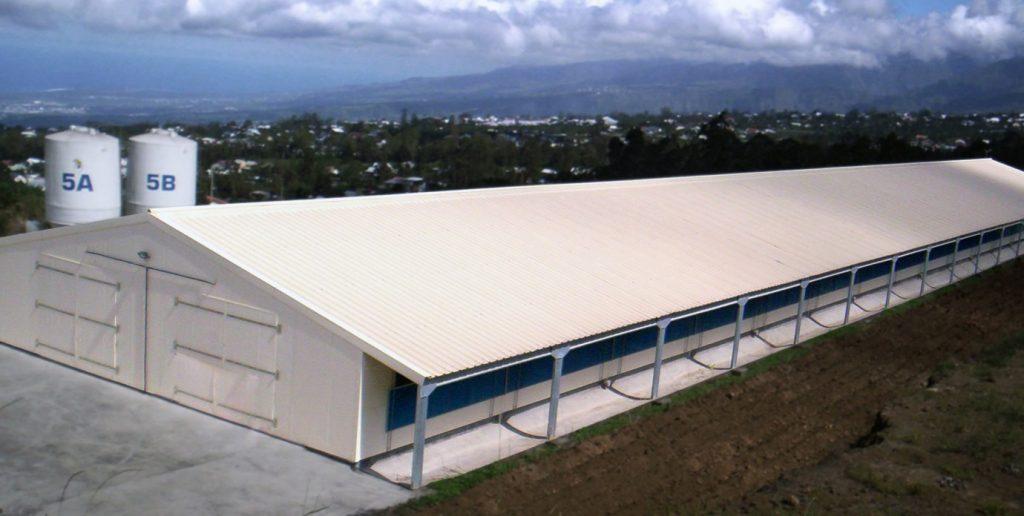 Bâtiment NTD -Réunion